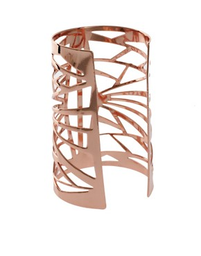 Image 2 ofASOS Cut Out Cuff Bracelet