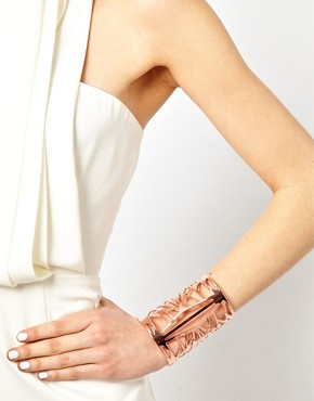 Image 3 ofASOS Cut Out Cuff Bracelet