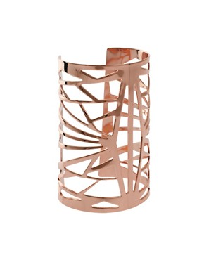 Image 1 ofASOS Cut Out Cuff Bracelet