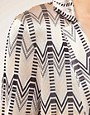 Image 3 - ASOS - Blazer sans boutons imprim chevrons