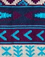 Image 2 ofASOS Aztec Pattern Socks