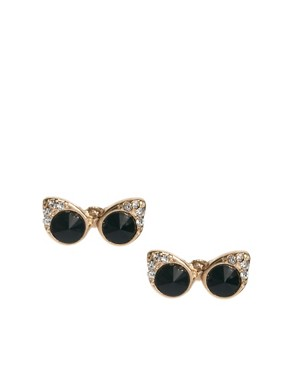 Image 1 ofASOS Sunglasses Stud Earrings