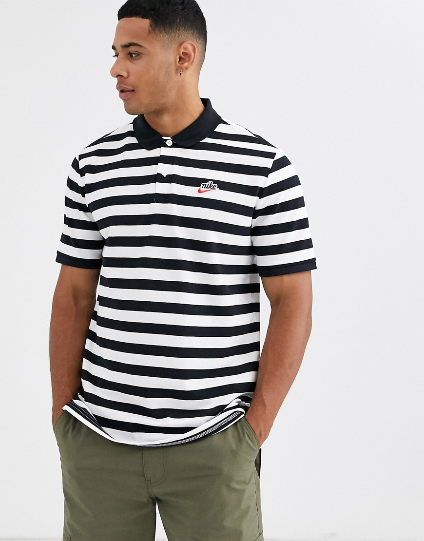 Homme nike - heritage essentials - polo à...