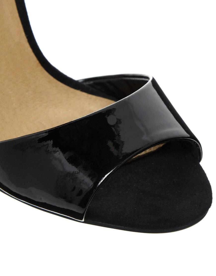 Image 4 ofASOS HEAD TURNER Heeled Sandals