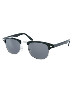 Image 2 ofASOS Clubmaster Sunglasses