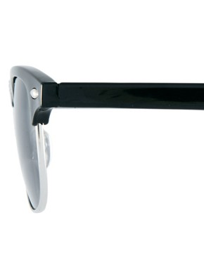 Image 4 ofASOS Clubmaster Sunglasses