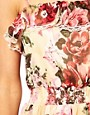 Image 3 ofYumi Floral Maxi Dress With Sequins