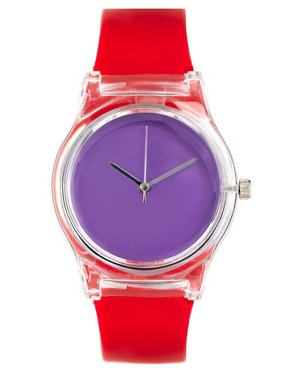 Image 1 ofMay 28th Colour Block Watch