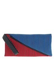 House Of Holland - Pochette a righe