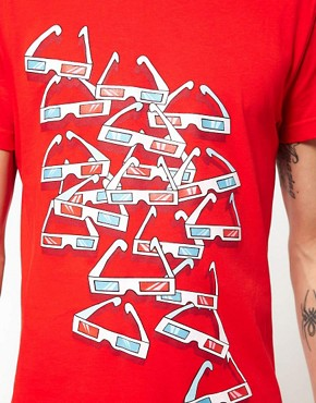 Image 3 of Joystick Junkies Specs T-Shirt
