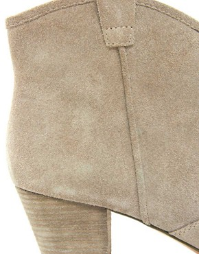 Image 2 ofAsh Jalouse Spiral Taupe Western Boots