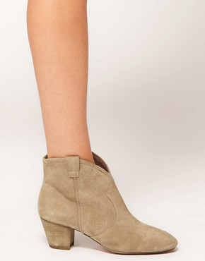 Image 3 ofAsh Jalouse Spiral Taupe Western Boots