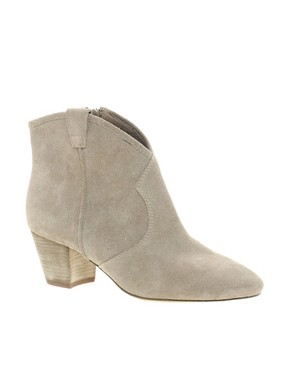 Image 1 ofAsh Jalouse Spiral Taupe Western Boots