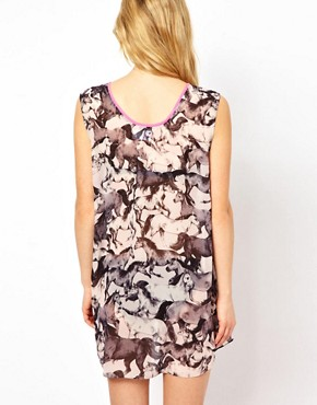 Image 2 ofTed Baker Wild Horses Beach Cover Up
