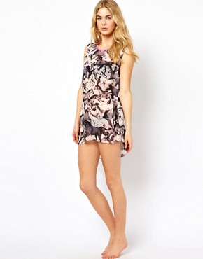 Image 4 ofTed Baker Wild Horses Beach Cover Up