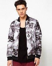 Blood Brother Wolf Jacket