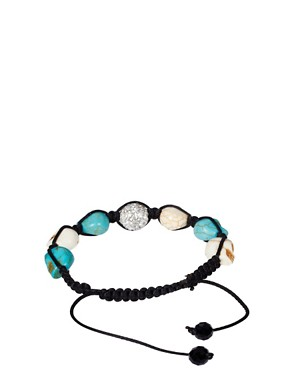 Image 2 ofRiver Island Skull Friendship Bracelet