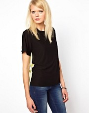 Antipodium Optimise Tee With Plain Silk Reverse