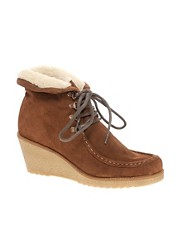 French Connection Leather Kaci Boot