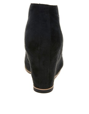 Image 4 ofRiver Island Rango Wedge Boots