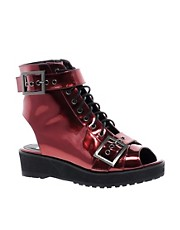 ASOS ALUNA Sandal Boots