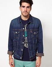Levis Denim Jacket Pcm Standard Trucker