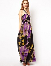 Coast Menara Printed Maxi Dress
