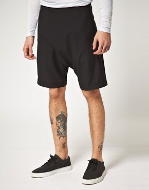 Image 1 ofUnconditional Double Zip Wrap Shorts