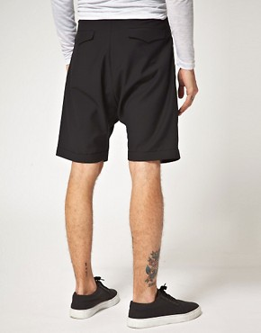 Image 2 ofUnconditional Double Zip Wrap Shorts