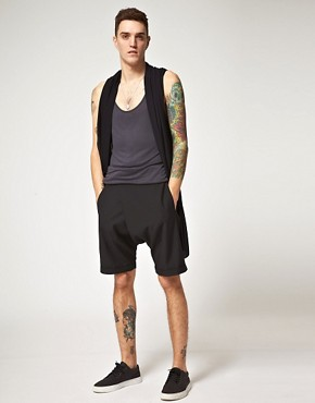 Image 4 ofUnconditional Double Zip Wrap Shorts