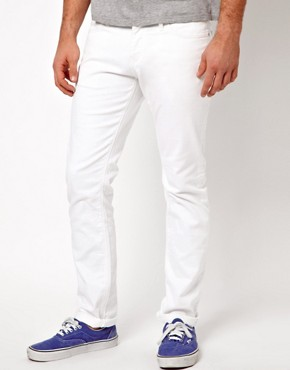 Image 1 ofHilfiger Denim Skanton Skinny Jeans