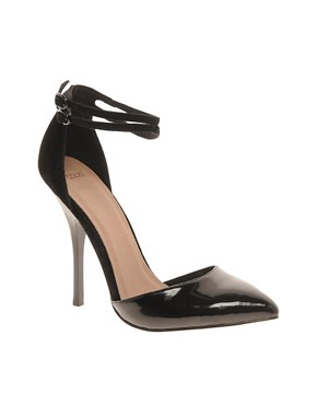 Image 1 ofASOS PRIOR Pointed High Heels