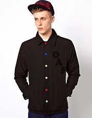 Lazy Oaf Hazy Coach Jacket