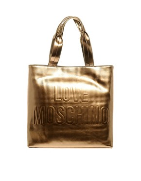 Image 1 ofLove Moschino Sculpture Tote