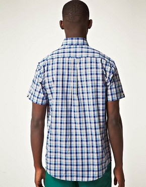 Image 2 of Ben Sherman Heritage Short Sleeve Check Shirt