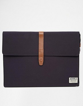 "Jack Wills 13"" Macbook Sleeve"
