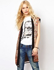 River Island Aztec Jacket