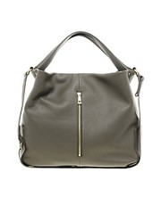 Whistles Brook Cross Body Leather Bag
