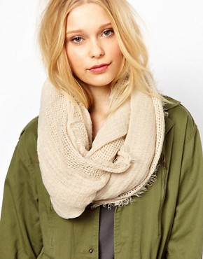 Image 1 ofRiver Island Gauzey Snood