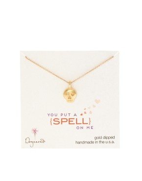 Image 1 ofDogeared You Put A Spell On Me Necklace
