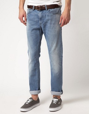Image 1 ofDiesel Shioner 800Y Slim Jeans