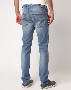 Image 2 ofDiesel Shioner 800Y Slim Jeans