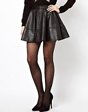 Wolford Neptune Back Seam Tights