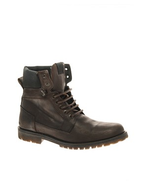 Image 1 ofRiver Island Cuff Boots