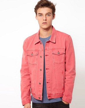 Image 1 ofASOS Denim Jacket