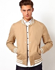ASOS Varsity Jacket