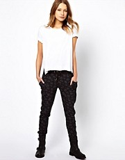 Zoe Karssen Leopard Sweatpants