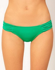 Seafolly  Goddess  Plissierte Bikinihose