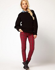 Denim &amp; Supply By Ralph Lauren Tartan Trousers
