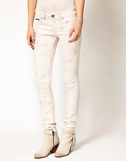 Hilfiger Denim Floral Skinny Jeans